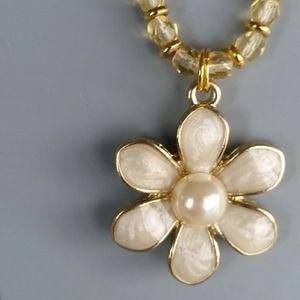 Flower pendant 💞